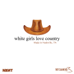 NB3 - White Girls Love Country