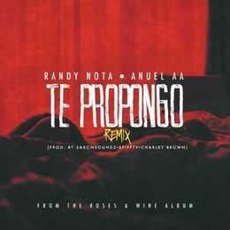 Trapeton - Te Propongo (Remix) [feat. Anuel AA] Cover Art