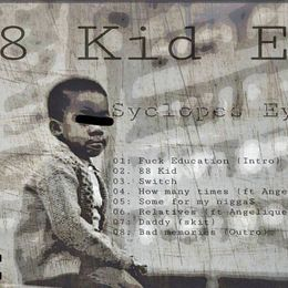 Syclopes EyeV - 88 Kid EP Cover Art