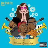 New Track City - The Damn Gina Tape Cover Art