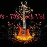 NewRockGeneratorN.R.G - 60's - 70's Rock non-stop compilation Vol. 05. HQ audio. Cover Art