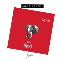 Young Power Beats - 808 Bass Cover Art