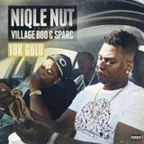 NIQLE NUT - 18k Gold Cover Art