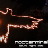 """nocterminal - """"Devil's Night 2016"""" (A Remix Tribute To """"The Crow"""") Cover Art"""