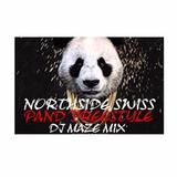 NORTHSIDE SWISS - NORTHSIDE SWISS, PANDA FREESTYLE (DJ MAZE MIX) Cover Art