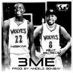 Nsikak - 3ME Cover Art