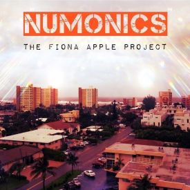 Numonics - SMOKINGAPPLE Cover Art