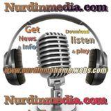 Nurdin Mohamed - Bless Up | Nurdinmedia.com Cover Art