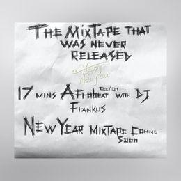 o_frank - #2016 Xmas mixTAPE Cover Art
