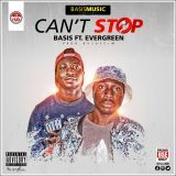 Obili_gh - Can't Stop Cover Art