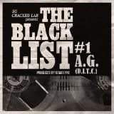 Odweeyne - THE BLACKLIST #1 A.G (D.I.T.C) Cover Art