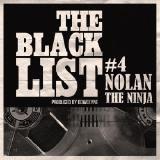 Odweeyne - THE BLACKLIST #4 NOLAN THE NINJA Cover Art