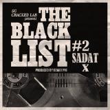 Odweeyne - THE BLACKLIST #2 Sadat X Cover Art