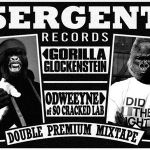 Odweeyne of So Cracked Lab - Double Premium Odweeyne Side Mix For Sergent Records