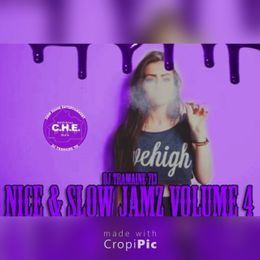 Official DJ Tramaine713 - Nice & Slow Jamz Volume 4 (Part 1): Chopped & Slowed By DJ Tramaine713) Cover Art