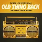 OfficialDJRyan - Old Thing Back (Matoma Remix) Cover Art