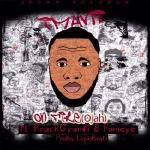 Imani N.A.D - ON FIRE(Ojah) Cover Art