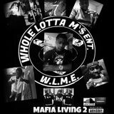 Goon Asx Dmane - Mafia Living 2 Cover Art