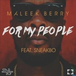 OgaIke919 - For My People (feat. Sneakbo) Cover Art