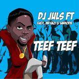 OgaIke919 - Teef Teef (feat. Mr Eazi, Eugy & Sarkodie) Cover Art