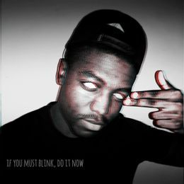 Oggie Lee Hall III - if you must blink, do it now Cover Art