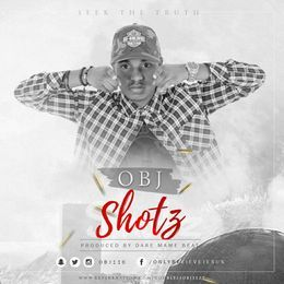 Omane Boateng Junior - Shotz(Produced by DARE) Cover Art