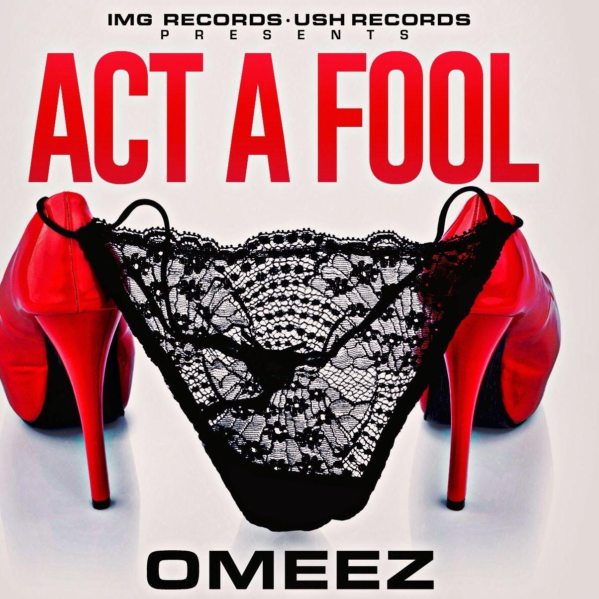 Lyrics containing the term: act a fool
