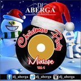 OneplayRadio - Dj Aberga  Christmas Party Mixtape Vo l 1 Cover Art