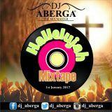 OneplayRadio - Dj Aberga  Hallelujah Gospel Mixtape Cover Art