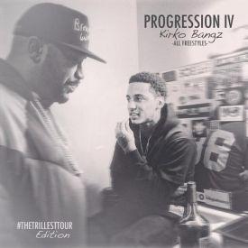 itsYoungAR - Progression IV (Trillest Tour Edition) Cover Art