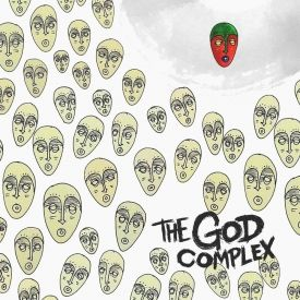 itsYoungAR - The God Complex Cover Art