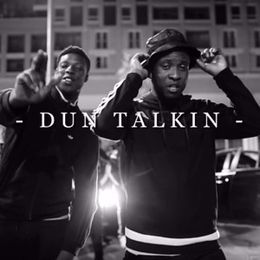 DjMiCHY - Dun Talkin Cover Art