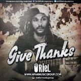 ORieL - ORieL | Give Thanks Cover Art