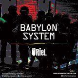 ORieL - Babylon System Cover Art