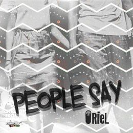 ORieL - People Say Cover Art