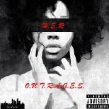 Rage - H.E.R. EP Cover Art