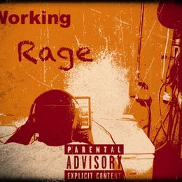 Rage - Working Cover Art