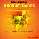 Paris Beatz-GH - Kundum Dance Cover Art