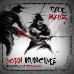 Paul Marz - Born Invincible Prod. By Showdown Cover Art