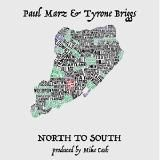 Paul Marz - North To South Cover Art