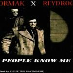 P.Aux Tha BeatMaker - People Know Me! Cover Art