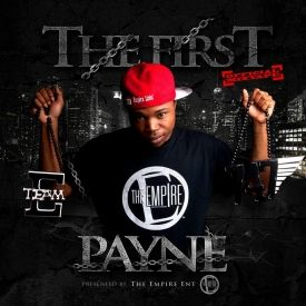 Payne - THE FIRST Cover Art
