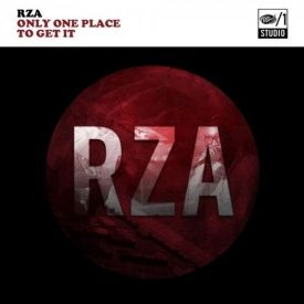PcRockers.com - RZA - Only One Place To Get It EP - PcRockers.com Cover Art