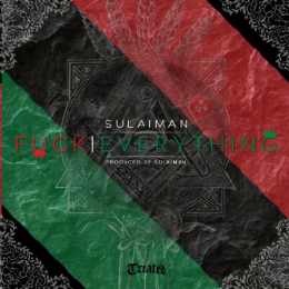PedroGnlz - Fuck Everything Cover Art