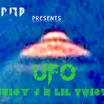 Major Kelly - juicy j N lil twist - ufo type Cover Art