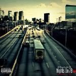 Pharaoh Lo - Nights On 76 EP Cover Art
