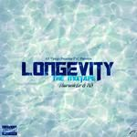 Pharaoh Lo - Longevity The Mixtape Cover Art