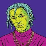 """phersoo - YOUNG THUG X TRAVIS SCOTT TYPE BEAT """"NATIVE SON"""" Cover Art"""