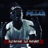 PILLAR - KNIGHT IN ROMA Cover Art