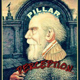 PILLAR - PERCEPTION Cover Art